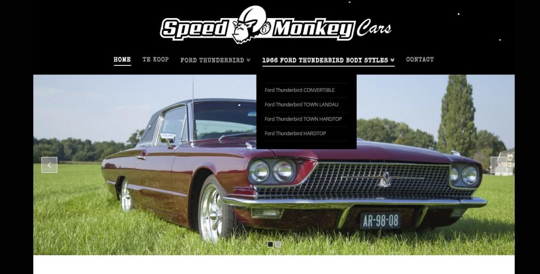 speed monkey cars